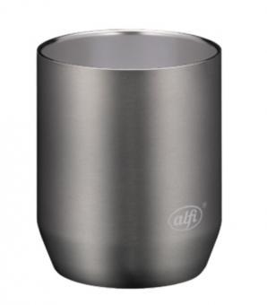 Alfi Isoliertrinkbecher City Cool Grey 0,28L
