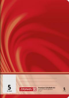 Brunnen Heft A5 32 Blatt Lineatur 05 FS