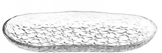 Leonardo Platte Oval 35X19 cm Sterne Limito