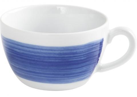 Kahla Wir machen Blau Ofensortierung Cappuccino-Obertasse 0,25 L