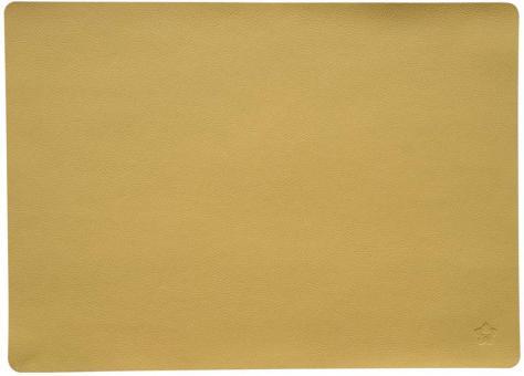 Pichler Deckchen 33x46 cm Jazz strohgelb