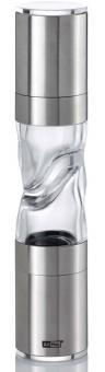 AdHoc Doppelmühle Duomill Pure für Pfeffer und Salz H 22 cm