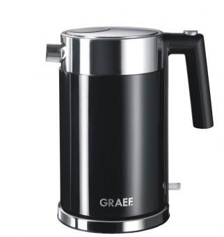 Graef Wasserkocher WK 62 Acryl schwarz