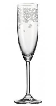 Leonardo Sektglas 200 ml Blüten Arona