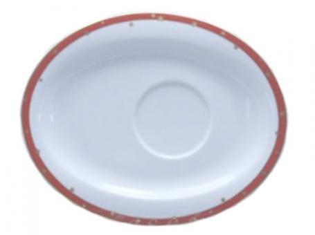 Seltmann Untere oval 16 cm Top Life Noel