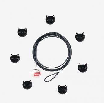 Legami Magnetseil Für Fotos Click Cats