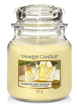 Yankee Candle Jar mittel Homemade Herb Lemonade