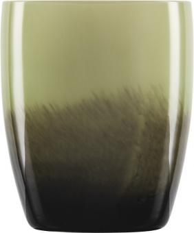 Zwiesel 1872 Shadow Vase Klein 140 Olive