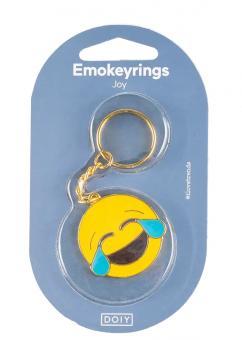 Doiy Schlüsselanhänger Emokeyrings Joy