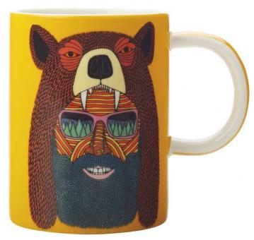 Maxwell & Williams Becher Bear Man Gb Mulga
