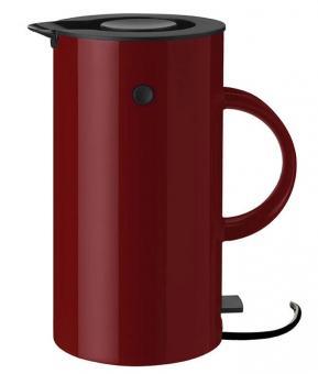 Stelton EM77 Wasserkocher 1,5 L warm maroon