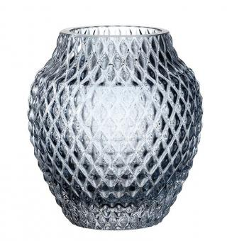 Leonardo Vase 11 Blau Poesia