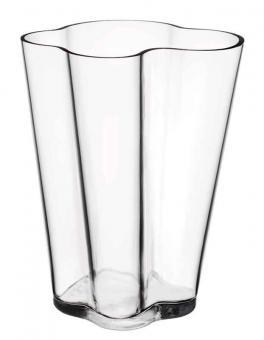 iittala Aalto Vase 270 mm klar