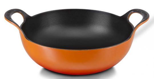 Le Creuset Balti Dish 24 cm Ofenrot