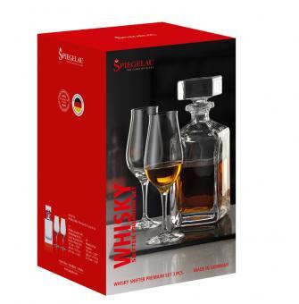 Spiegelau Whisky-Set 3-tlg. Snifter Premium