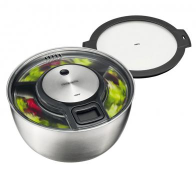 Gefu Salatschleuder Speedwing® + Frischhaltedeckel