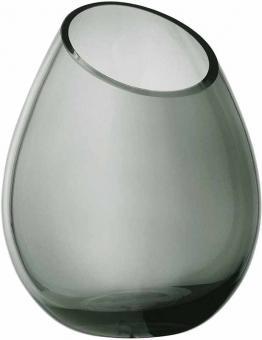 Blomus Vase 24 cm Drop smoke