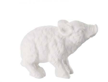 Hutschenreuther White Christmas Frischling Weiß