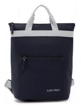 Suri Frey Cityrucksack groß Jessy blue/lightgrey