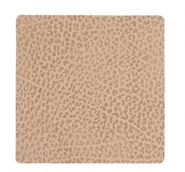 Lind DNA Glass Mat Square Hippo Sand