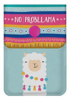 Legami Aschenbecher für die Tasche Take Me Away Llama