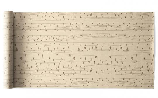 DayDrap 2er Set Tischläufer 120x45 cm