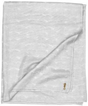 Räder Meer Als Worte Tuch Möwen Grau 100%Polyester 180X110Cm