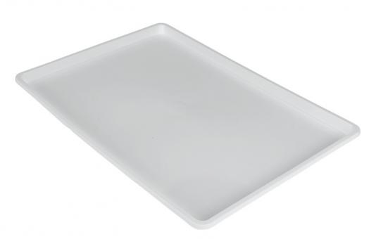 Metaltex Multi Bac Abtropfschale 45x31 cm Kunststoff Weiss
