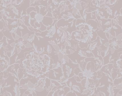 Garnier-Thiebaut Tischset Mille Charmes Rose Fume 50x40 cm beschichtet