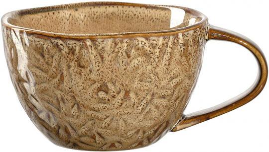 Leonardo Keramiktasse 290 ml Sand Matera