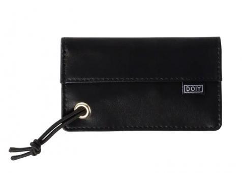 Doiy Schlüsselmäppchen Honom Key Wallet Black
