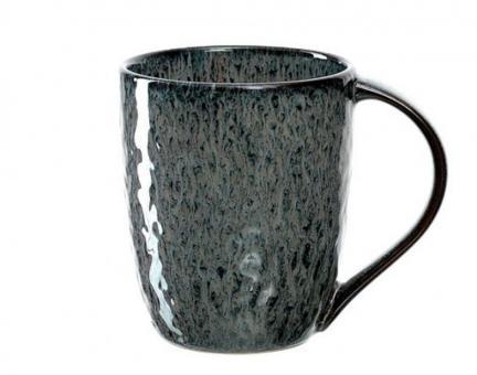 Leonardo Keramiktasse 430 ml Anthrazit tMatera