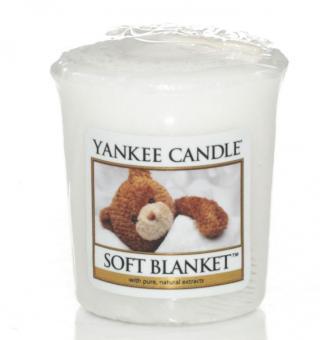 Yankee Candle Votivkerze Soft Blanket