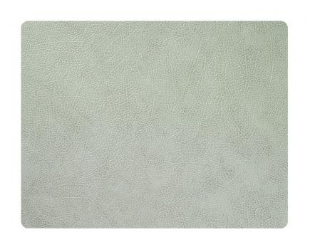 Lind DNA Table Mat Square L Hippo Olive Green