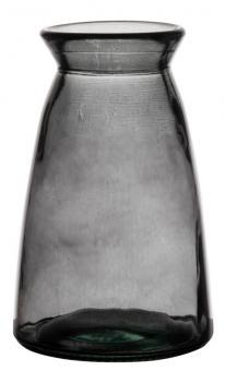Hakbijl Vase Edwin grau H 14,5 cm Ø 9,5 cm