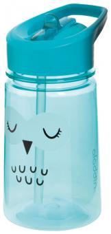 Aladdin Wasserflasche Zoo Flip&Sip 0,43 L Eule