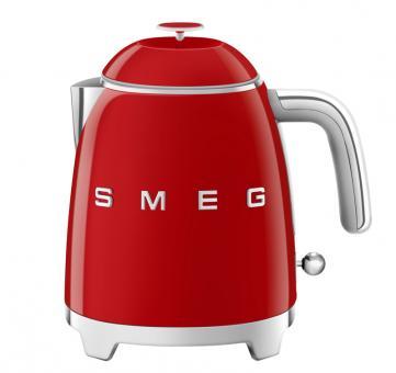 Smeg Wasserkocher Mini 0,8 L Rot