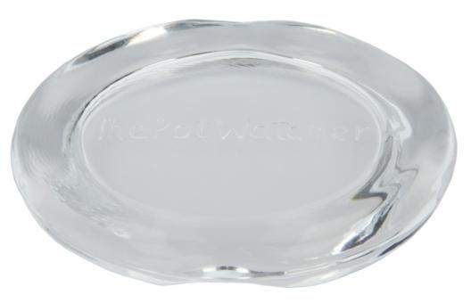 Metaltex Milch Alarm 8 cm Glas