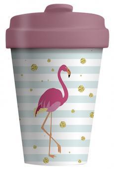 chic.mic BambooCup Flamingo