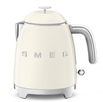 Smeg Wasserkocher Mini 0,8 L Creme