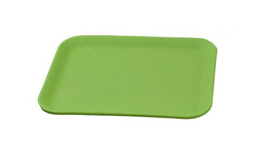 Magu Natur-Design Tablett 24x18 cm grün