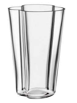 iittala Aalto Vase 220mm klar