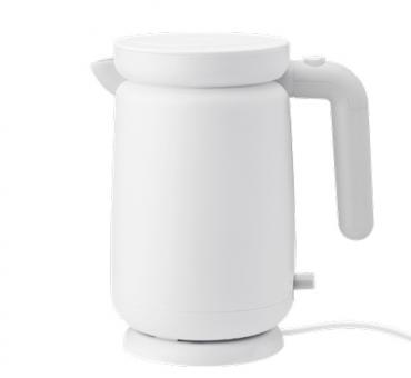 Stelton Rig-Tig Foodie Wasserkessel elektrisch 1 L weiß