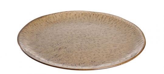 Leonardo Keramikteller 27 cm Sand Matera
