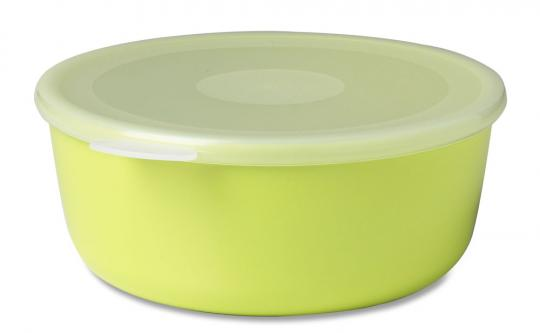 Mepal Schale mit Deckel Volumia 1 L Eos Lime