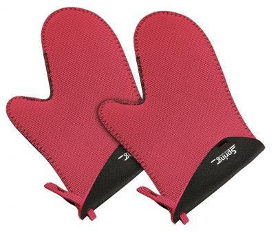 Spring Handschuh Kurz Rot/Schwarz 1 Paar Spring Grips