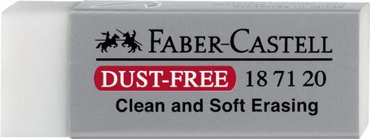 Faber-Castell Radierer Dust-Free
