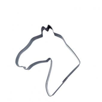 Städter Pferdekopf 7,5 cm Edelstahl