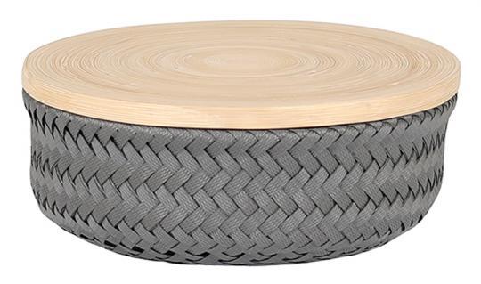 Handed By Basket S Wonder Round dark grey