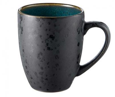 Bitz Mug 30 cl schwarz/grün